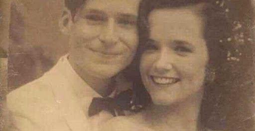Pod sklepem znalazła wyjątkowe zdjęcie zakochanej pary. Wiemy kto na nim jest, ogromne zaskoczenie
