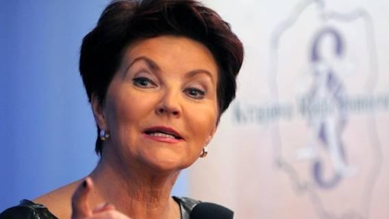 Jolanta Kwaśniewska zdecydowała zabrać się głos w dyskusji na temat pensji pierwszej damy