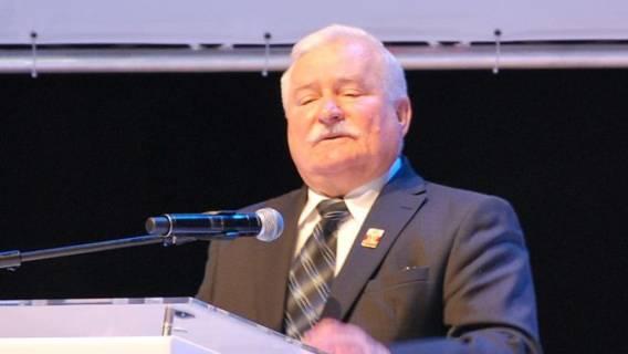 Lech Wałęsa, wyznanie sąsiadki