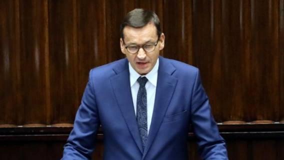 Mateusz Morawiecki - rząd