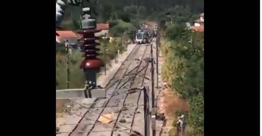 Pociąg - porażające doniesienia o katastrofie kolejowej