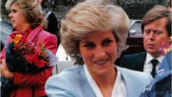 Rodzina królewska - księżna Diana