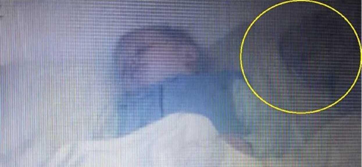 dziecko nagranie zjawiska paranormalne
