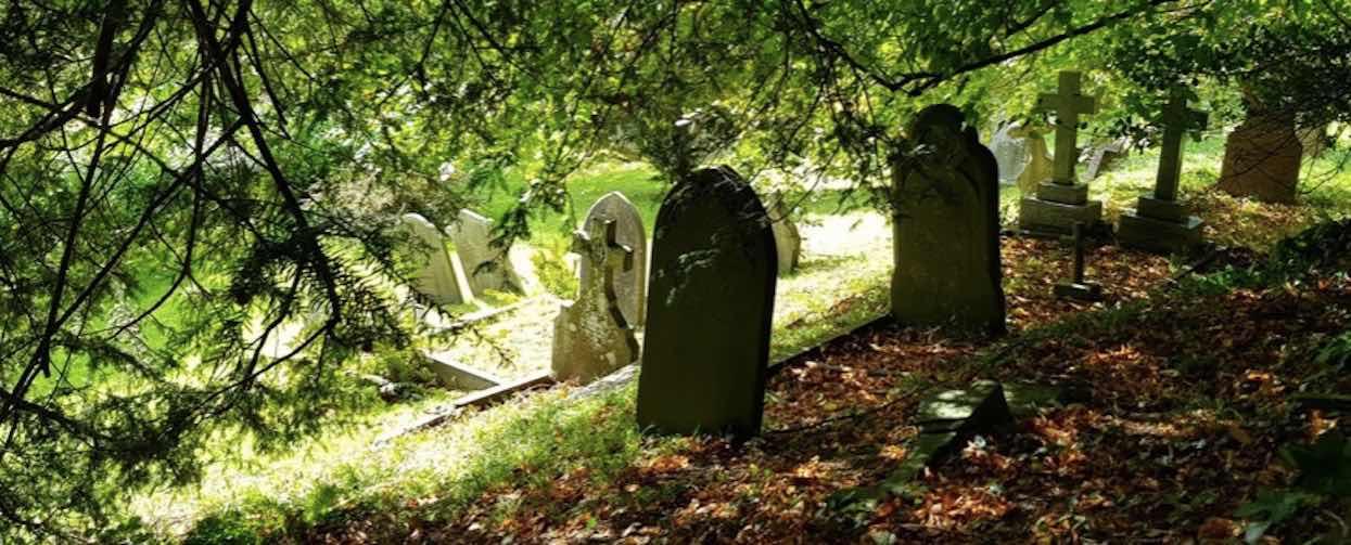 Złamali zakaz noszenia maseczek. Wywieźli ich na cmentarz i kazali kopać groby