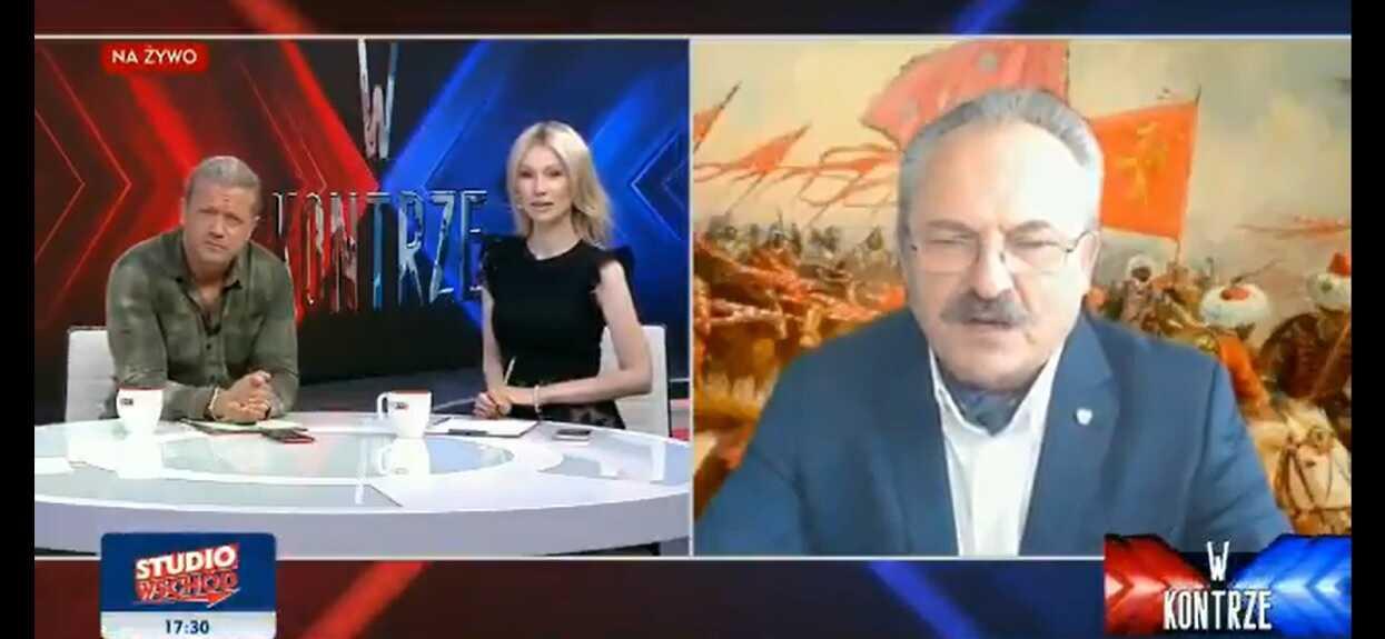 Widzowie nie wiedzieli, co zrobić ze wstydu. Pytanie Jakimowicza w TVP Info pozostawiło olbrzymi niesmak