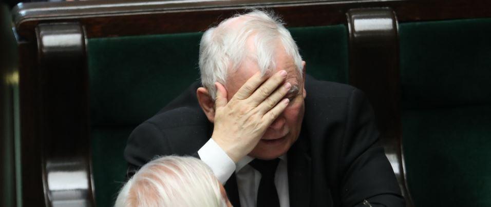 Opublikowano prywatne zdjęcie Kaczyńskiego sprzed paru dni. Uwagę przykuwa jeden szczegół