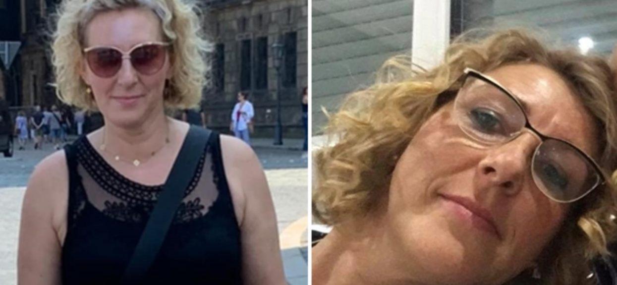 Zaginęła Katarzyna Dębińska, ma 47 lat. Rodzina błaga o pomoc