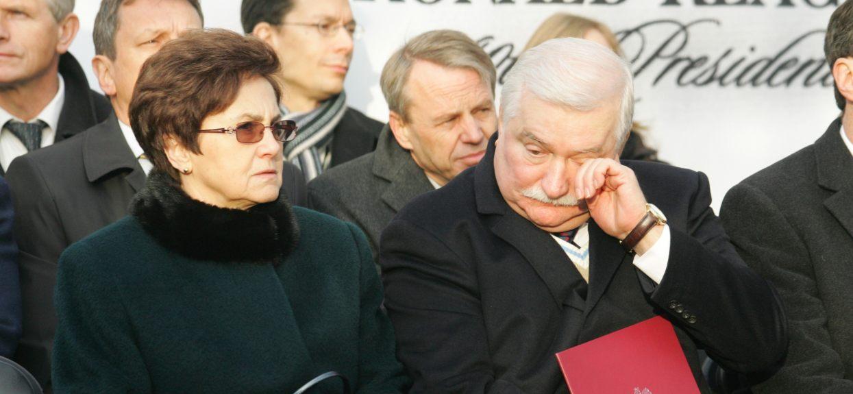 Lech Wałęsa może być wściekły. Informacje o jego żonie zwalają z nóg