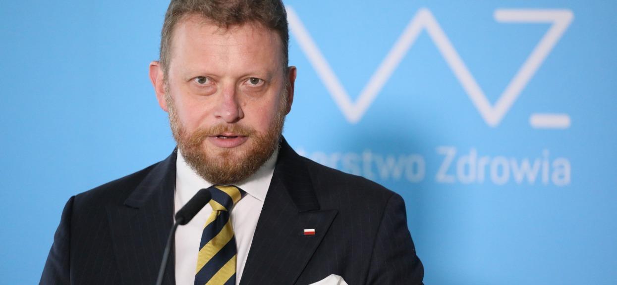 Łukasz Szumowski zdradził, co czeka nas jesienią. Wszystko poszło na antenie na żywo