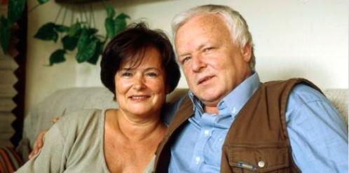 Marian Opania wspólnie z żoną po 53 latach od ślubu ciągle obchodzą rocznicę pierwszego pocałunku. Piękna miłość