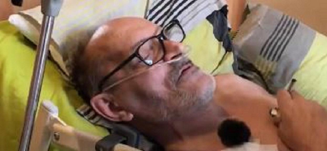 Mężczyzna na żywo transmituje, jak umiera. Powód jego decyzji wywołał ogólnokrajowe oburzenie