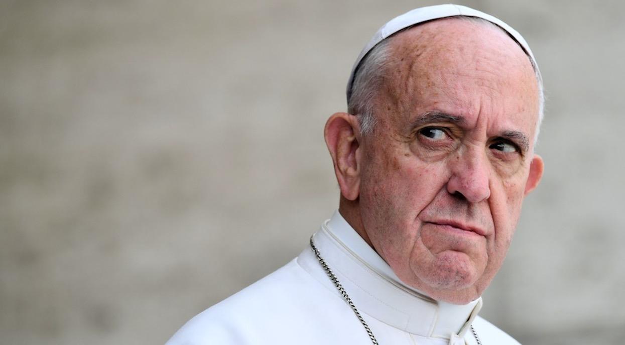 Śmierć nadeszła nagle. Papież Franciszek jest zdruzgotany