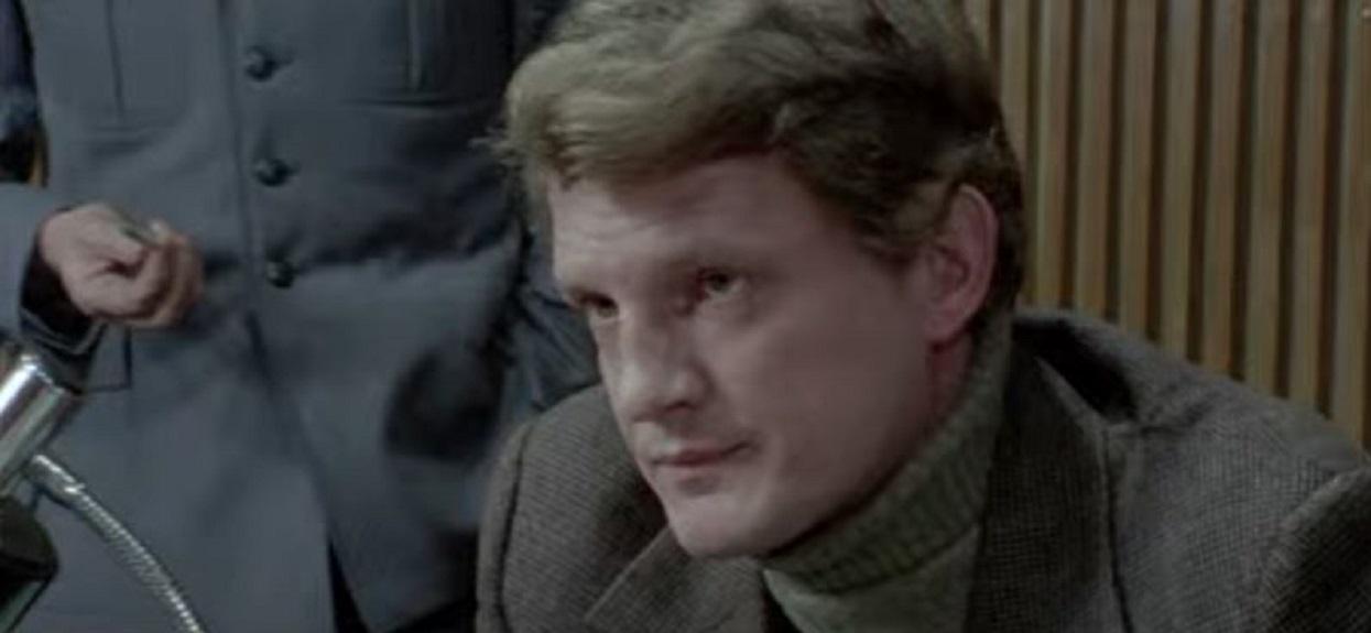 Pamiętacie w jakim serialu była kultowa postać porucznika Borewicza?
