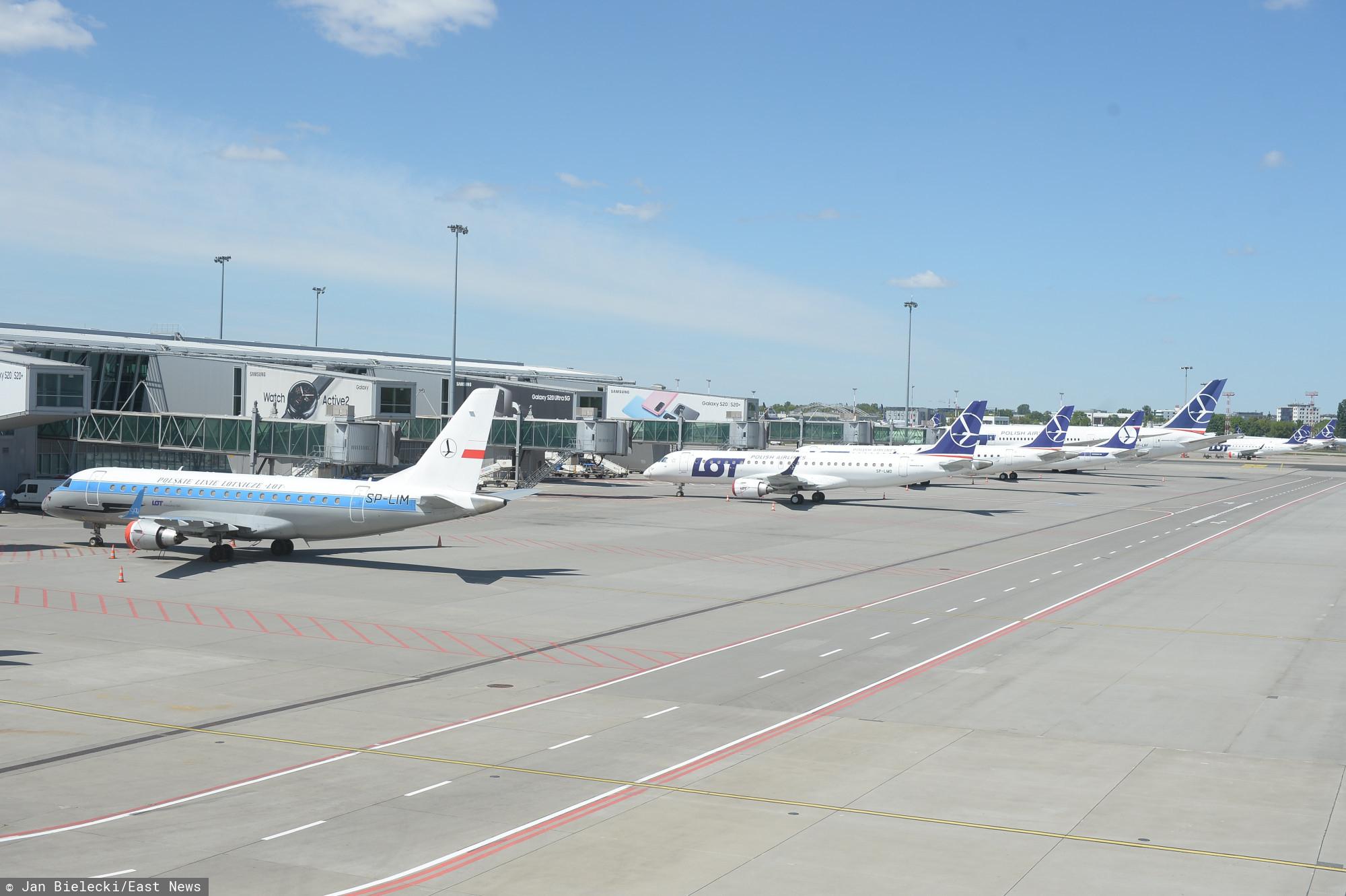 Skandaliczne sceny na polskim lotnisku. Strażnicy osłupieli widząc, co robią pasażerowie