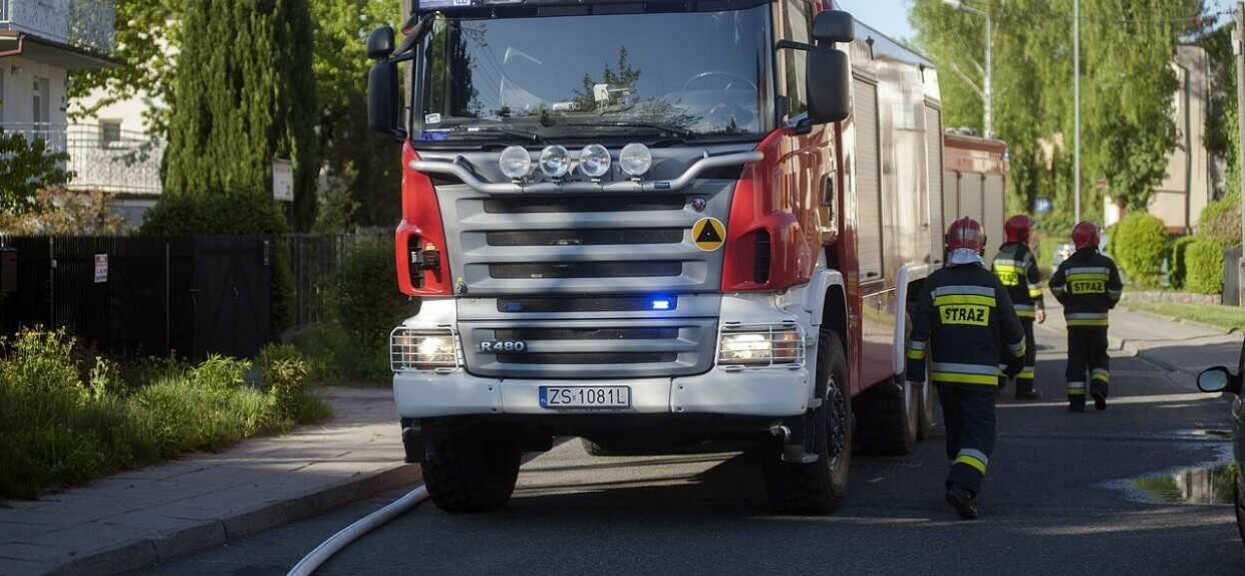 Porażające wiadomości z Polski, sytuacja jest dramatyczna. Ponad 700 strażaków w akcji