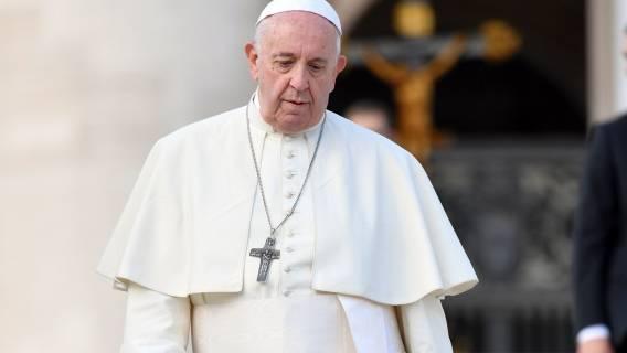 Papież Franciszek -stan zdrowia
