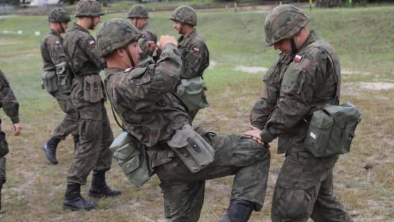 służba wojskowa - obowiązkowa