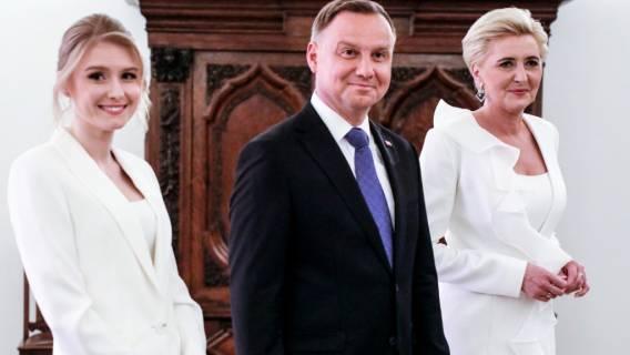 Andrzej Duda, zarobki Kingi w Kancelarii Prezydenta