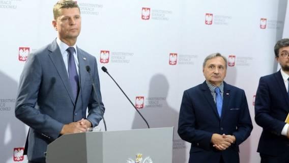 Dariusz Piontkowski zajął oficjalne stanowisko w ważnej kwestii
