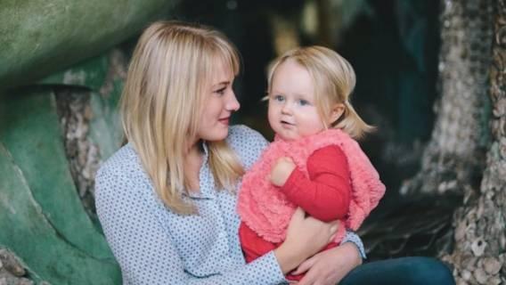 To co je jej dziecko wywołało prawdziwą burzę