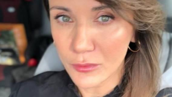 Ilona Ostrowska przeżywa ciężkie chwile