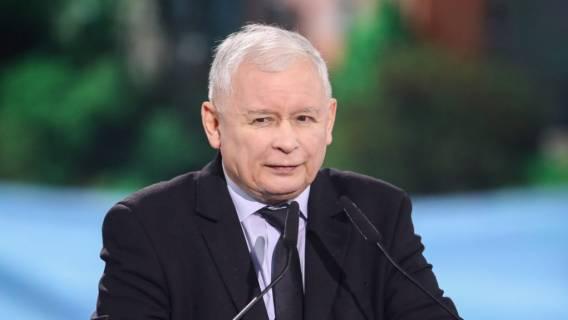 Jarosław Kaczyński konferencja