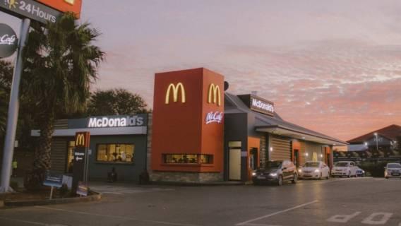Jedzenie z McDonald's po 24 latach