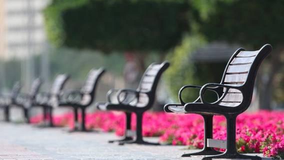 Kara za siadanie na ławkach