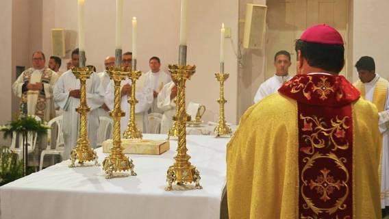 Biskup wyjawił czego dopuścił się ksiądz