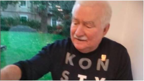 Lech Wałęsa - zdjęcie