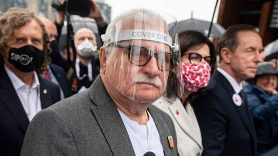Lech Wałęsa udzielił wywiadu