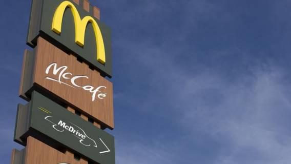 McDonald's groźny produkt