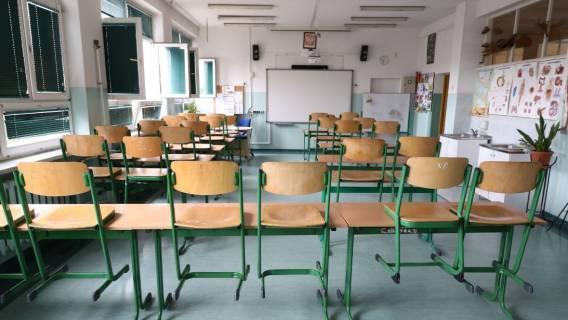 Nauczyciele już nie mogą