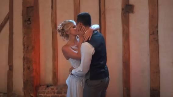panna młoda wesele pierwszy taniec
