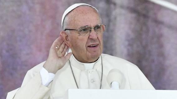 Papież Franciszek mógł usłyszeć od polskich księży wymowną prośbę