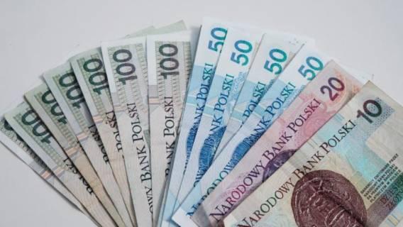 Pieniądze - mieszkaniec mazowsza