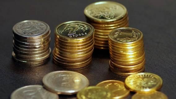 pieniądze moneta prl fortuna