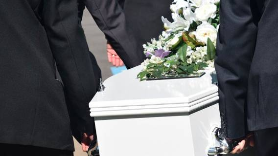 Pogrzeb policjantki