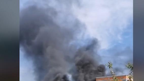 Słupy dymu widoczne z kilometrów, katastrofa w polskiej miejscowości. Potwierdzono wiadomość o ofierze śmiertelnej