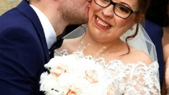 Ślub miał być pięknym dniem