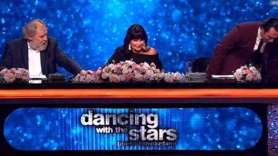 Taniec z gwiazdami - przerwanie programu