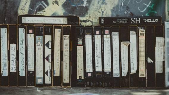 VHS kasety