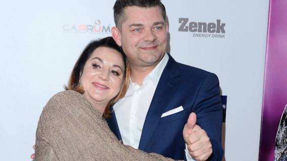 Zenek Martyniuk ma powody do radości