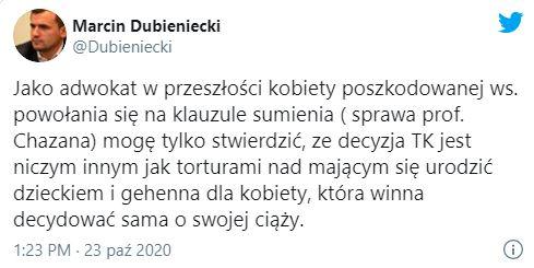 Mąż Marty Kaczyńskiej
