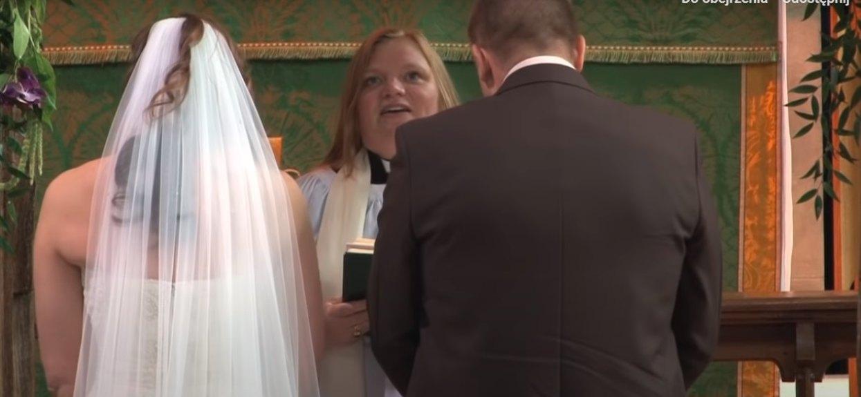 Ślub na wesoło