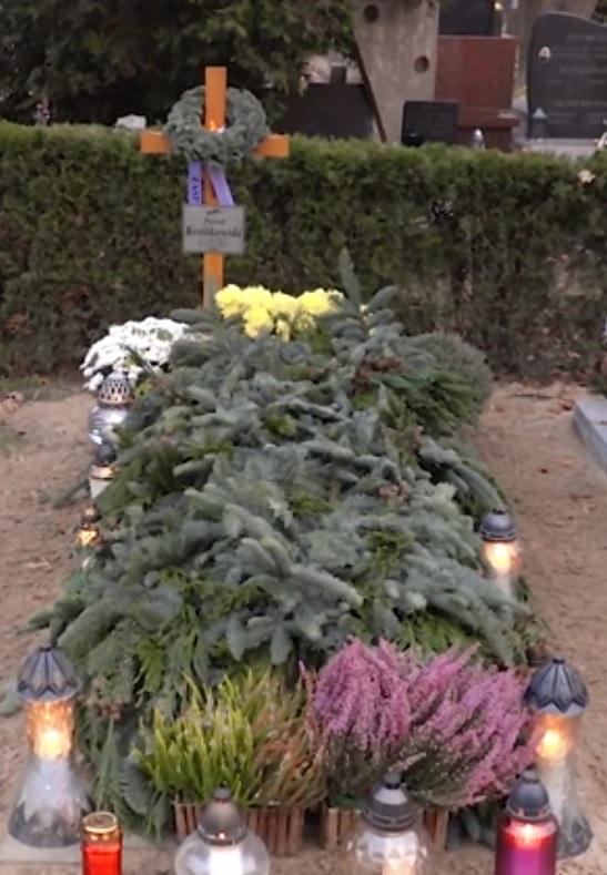 Paweł Królikowski grób
