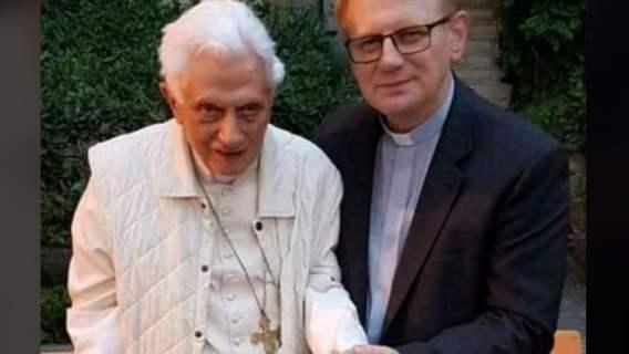 Benedykt XVI fatalne wiadomości