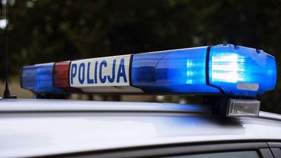 interwencja policji - dziecko samo na ulicy