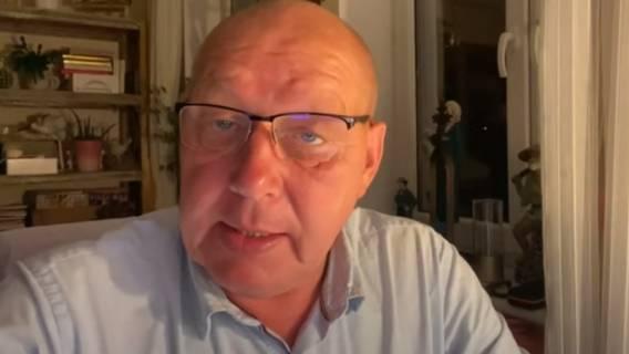 Krzysztof Jackowski w niepokojącej wizji