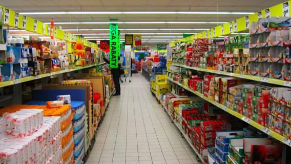Niedziela niehandlowa, zakupy w Bierdonce
